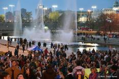 В екатеринбургской «Ночи музеев» приняли участие более 150 тыс. человек