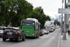 С 1-го мая в Екатеринбурге изменится схема движения целого ряда маршрутных автобусов