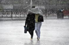 Первая половина недели на Среднем Урале будет холодной и дождливой