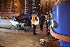 Путин подписал закон об ужесточении наказания для водителей, покинувших место ДТП
