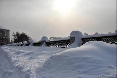 Свердловчан ждут снежные и ветреные выходные