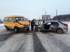 На Среднем Урале зафиксирован всплеск числа ДТП