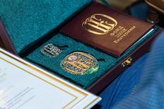 Подвиги, не оставшиеся незамеченными: на Урале прошла церемония вручения Орденов святой Екатерины