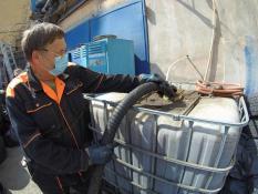 Компания по переработке нефтеотходов «Этиламин-ЕК» увеличила производственные объемы в условиях пандемии