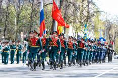 В уральской столице прошла церемония возложения цветов к памятнику Георгию Жукову (фото)