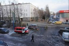 Взрыв в УФСБ в Архангельске признали терактом