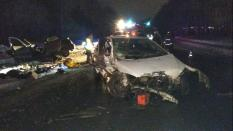 Пять человек погибли в страшной аварии на Среднем Урале