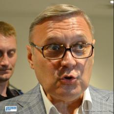 Лидеру ПАРНАСа Касьянову грозит отставка