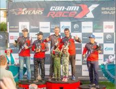 Карякин стал абсолютным чемпионом гонки Can-Am X Race 2019