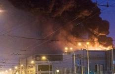 СК опубликовал предварительные итоги расследования трагедии в ТЦ «Зимняя вишня»