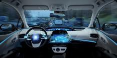 В Екатеринбурге создадут инфраструктуру для беспилотных автомобилей