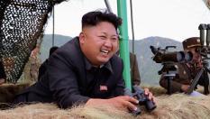 КНДР хочет показать военную мощь, потопив американский авианосец