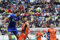 Футболисты «Урала» остались в Премьер-лиге несмотря на поражение