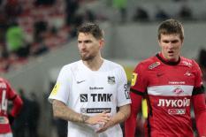 «Урал» пропустил пять мячей в Москве