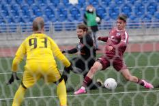 Хет-трик Бикфалви вывел «Урал» в 1/8 финала Кубка России по футболу