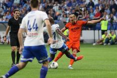 «Урал» потерпел первое поражение в сезоне