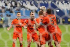 «Урал» закончил игровой год голевой феерией в Самаре