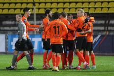 «Урал» одержал первую победу в сезоне