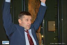 Артюха сняли с поста партии пенсионеров за справедливость