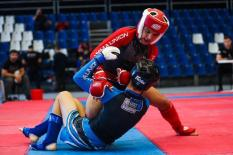 Чемпионом России по ММА впервые стал свердловчанин
