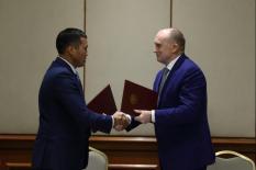 Не только овощи: Челябинская область наметила с Кыргызстаном совместные экономические, гуманитарные и бизнес-проекты