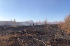 В уральской столице вторые сутки подряд висит смог и ощущается запах гари