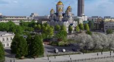 Стала известна дата проведения опроса о месте строительстве храма Святой Екатерины