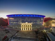 На реконструкции свердловских стадионов к ЧМ-2018 сэкономили 25 млн рублей