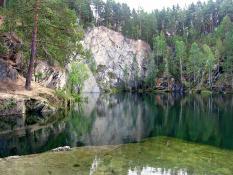Бажовскую версту в этом году проложили через Тальков камень