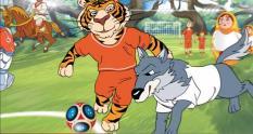 Уральцы голосуют за талисман будущего чемпионата мира по футболу
