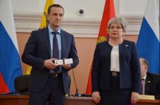 Бывший глава Североуральска стал мэром Оренбурга