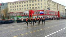 Из-за репетиции Парада Победы перекроют центр Екатеринбурга