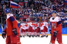 Сборная России по хоккею впервые за 20 лет вышла в финал Олимпиады