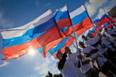 Треть россиян с оптимизмом смотрят в будущее