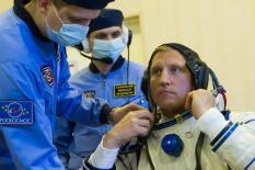 Екатеринбуржцы увидят первый полет земляка в космос в прямом эфире