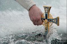 На Крещение РПЦ освятит все океаны планеты