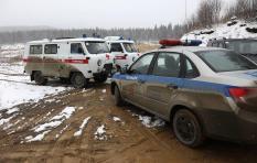В районе Красноярского края, где произошел прорыв дамбы, введен режим ЧС