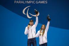 Сборная России заняла второе место в медальном зачете Паралимпиады