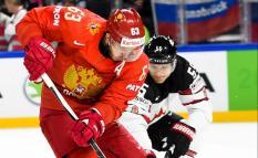 Впервые за пять лет Россия осталась без медалей ЧМ по хоккею