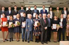 В Екатеринбурге наградили молодых ученых (фото)