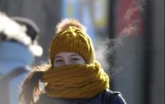 Урал ждут холодные выходные