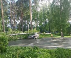 Сильнейший ураган в Свердловской области: есть погибшие и пострадавшие