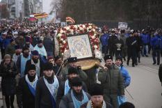 День народного единства в Екатеринбурге отметят общегородским крестным ходом