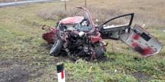 В страшном ДТП на Среднем Урале погибли трое мужчин, возвращавшихся с вахты