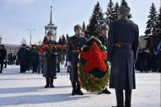 В Екатеринбурге почтили память воинов-интернационалистов (фото)