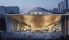 В Екатеринбурге названы призеры конкурса проектов нового зала Свердловской филармонии