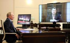 В России за день сменились главы двух регионов