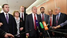 КПРФ обратилась в Верховный суд в связи с отказом ЦИК отдать мандат в Госдуме Грудинину