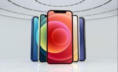 Apple представила новые iPhone 12 с поддержкой 5G