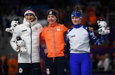 Конькобежка Воронина принесла России еще одну медаль на Играх